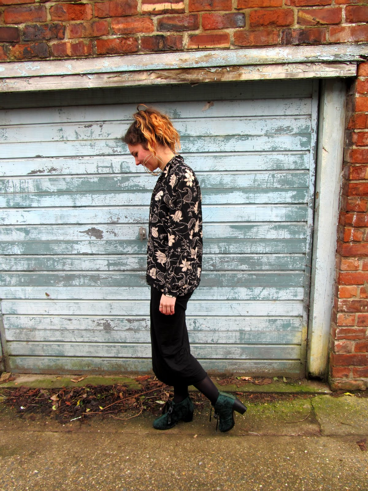 Velvet Shoes 3