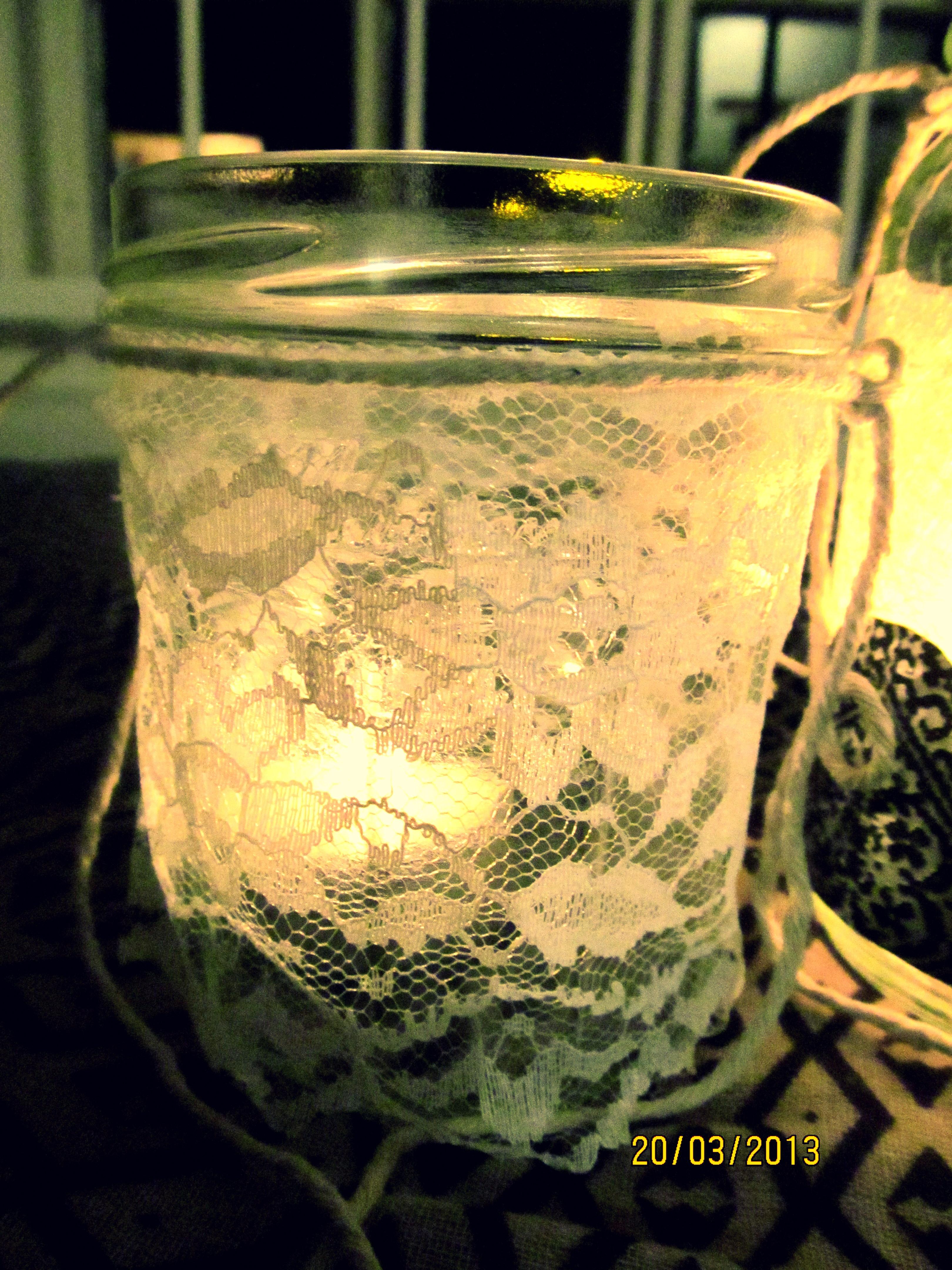 Jam Jar Lanterns 5