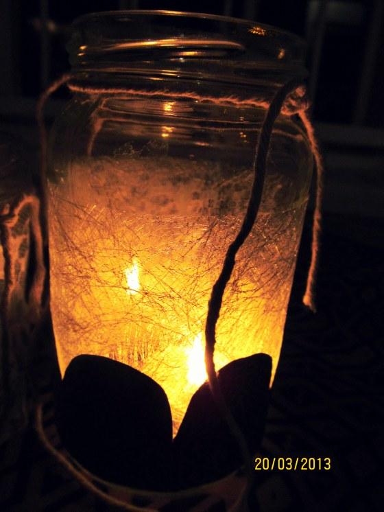 Jam Jar Lanterns 6