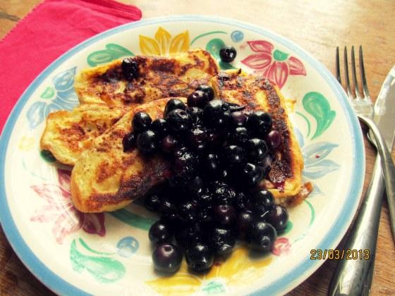 Brioche French Toast 4