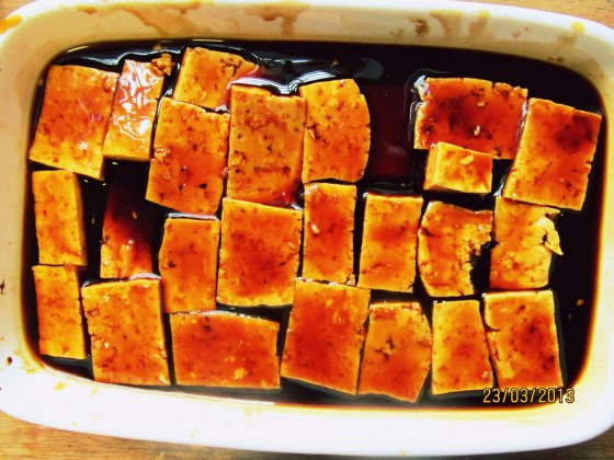 Tofu Marinade 4