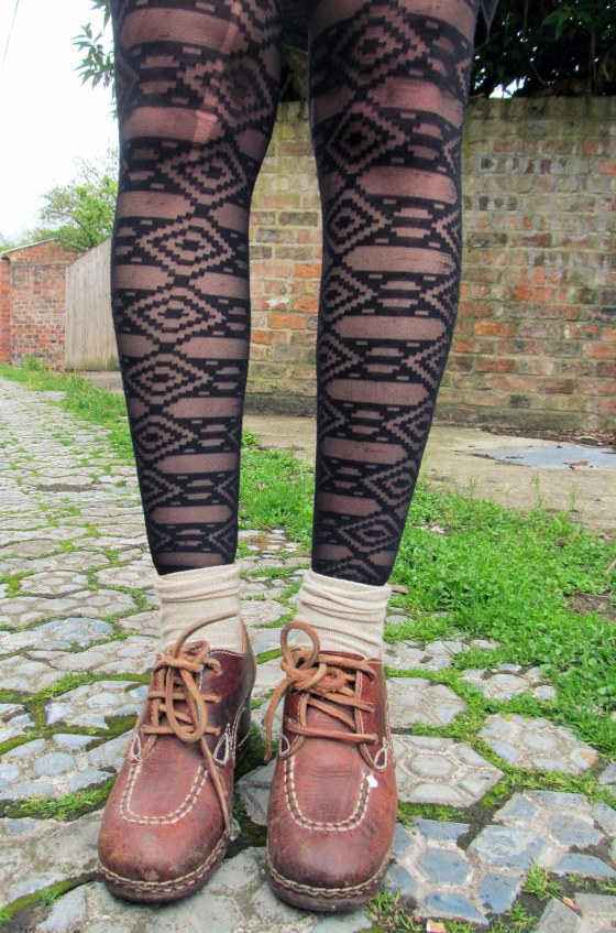 patterned tights 5