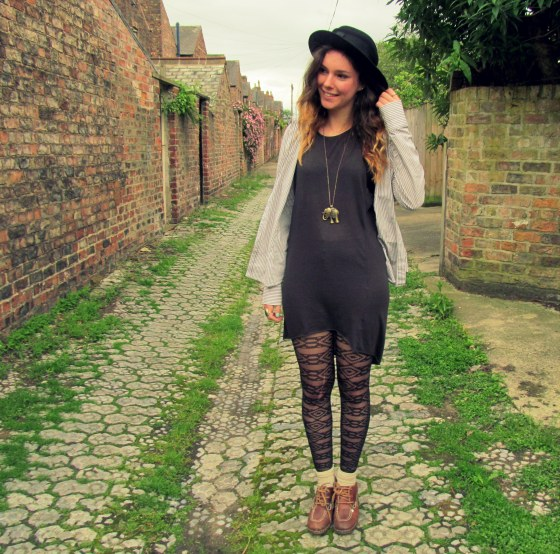 patterned tights 1
