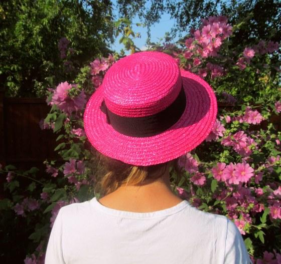 pink in the garden 2