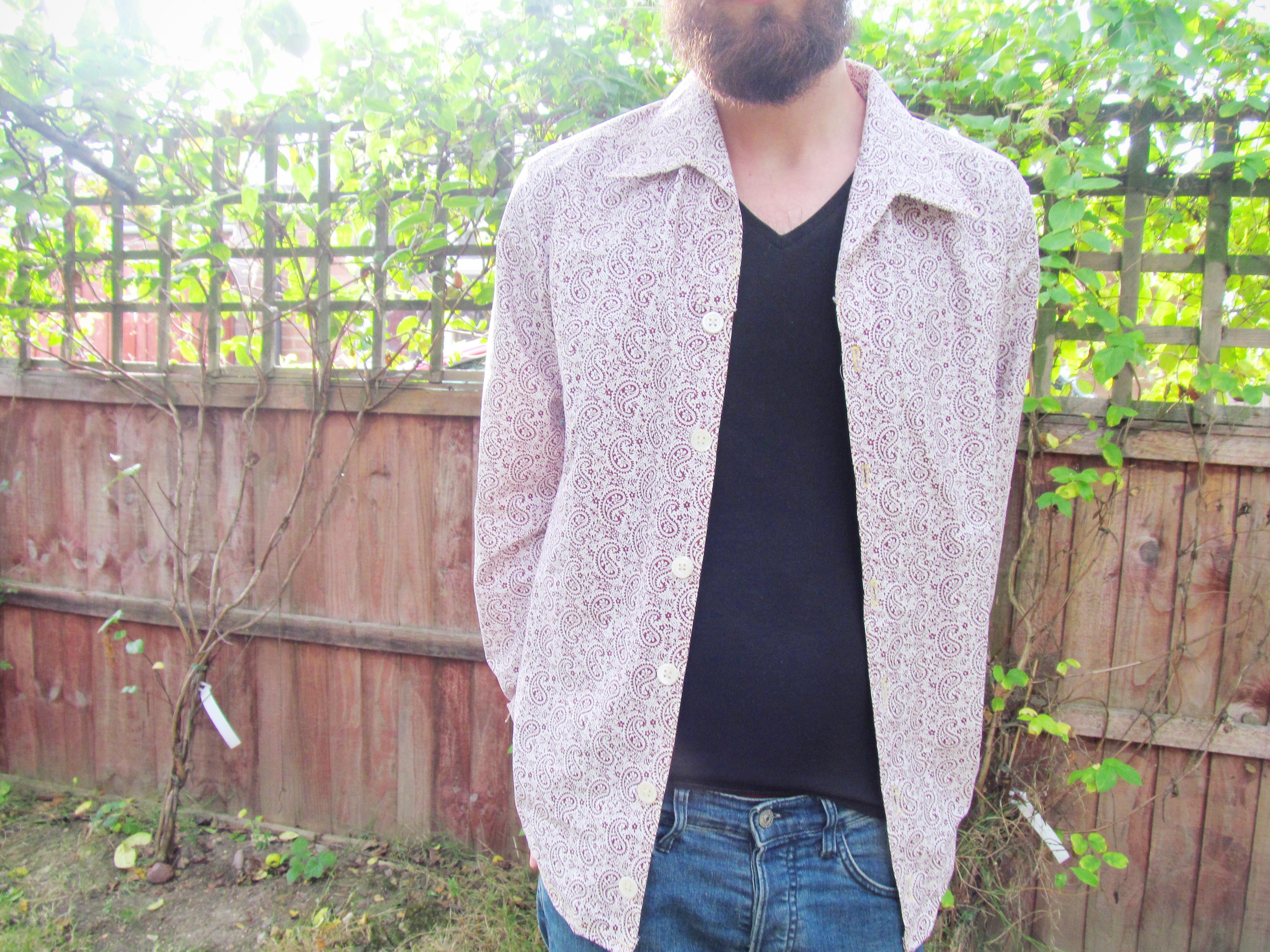 paisley shirt 1