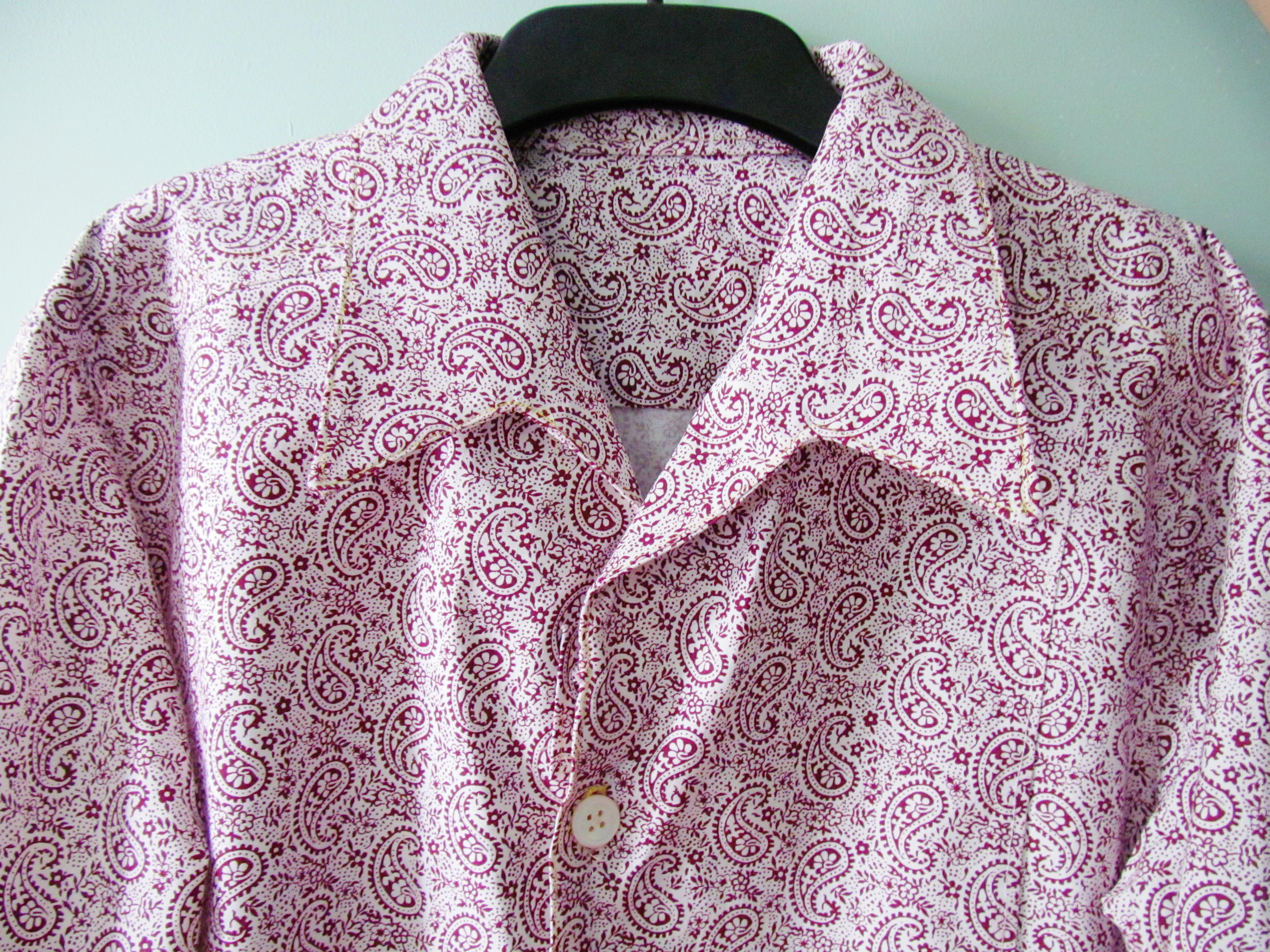 paisley shirt 8