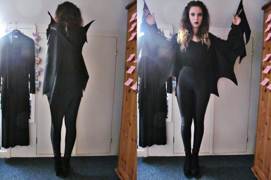 Bat Costume 1