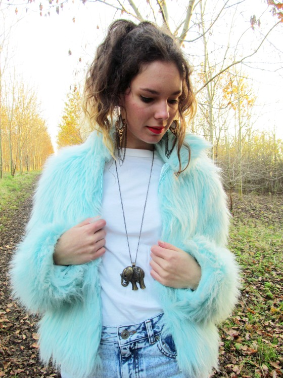 blue fur coat 5