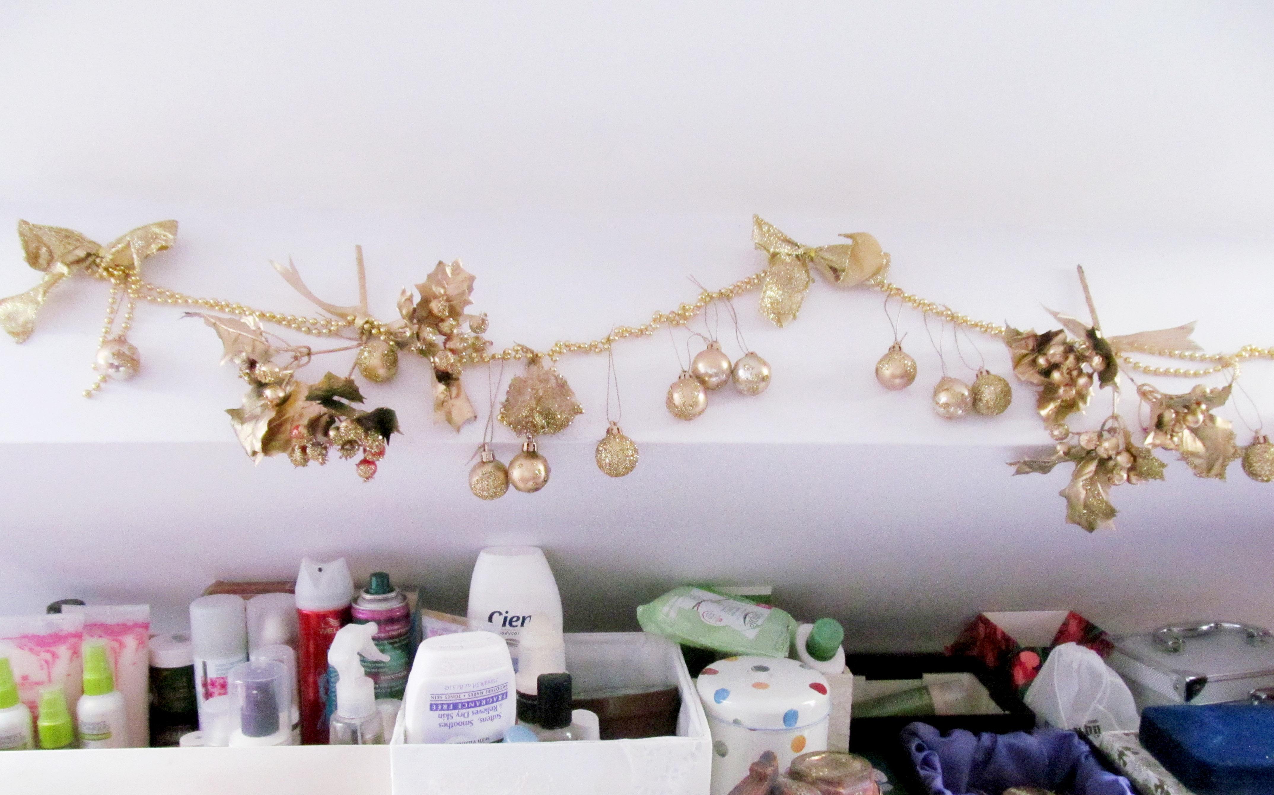 glitter garland 7