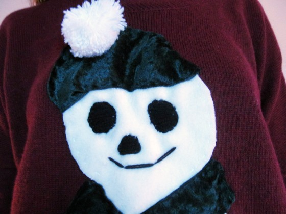 snowman jumper 5