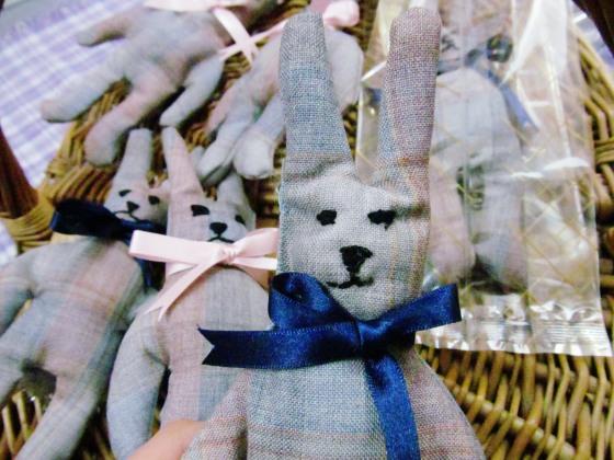 lavender bunnies 2