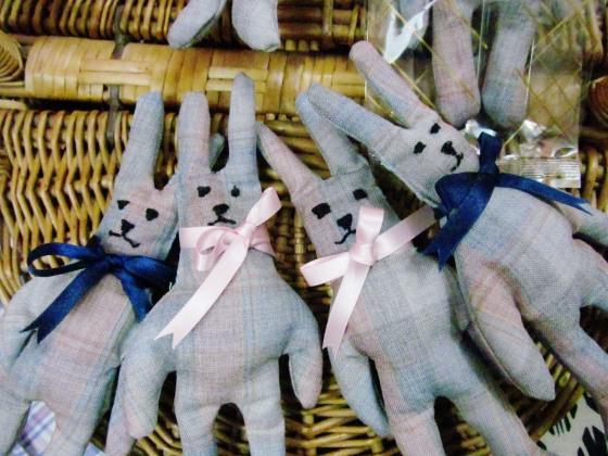 lavender bunnies 11