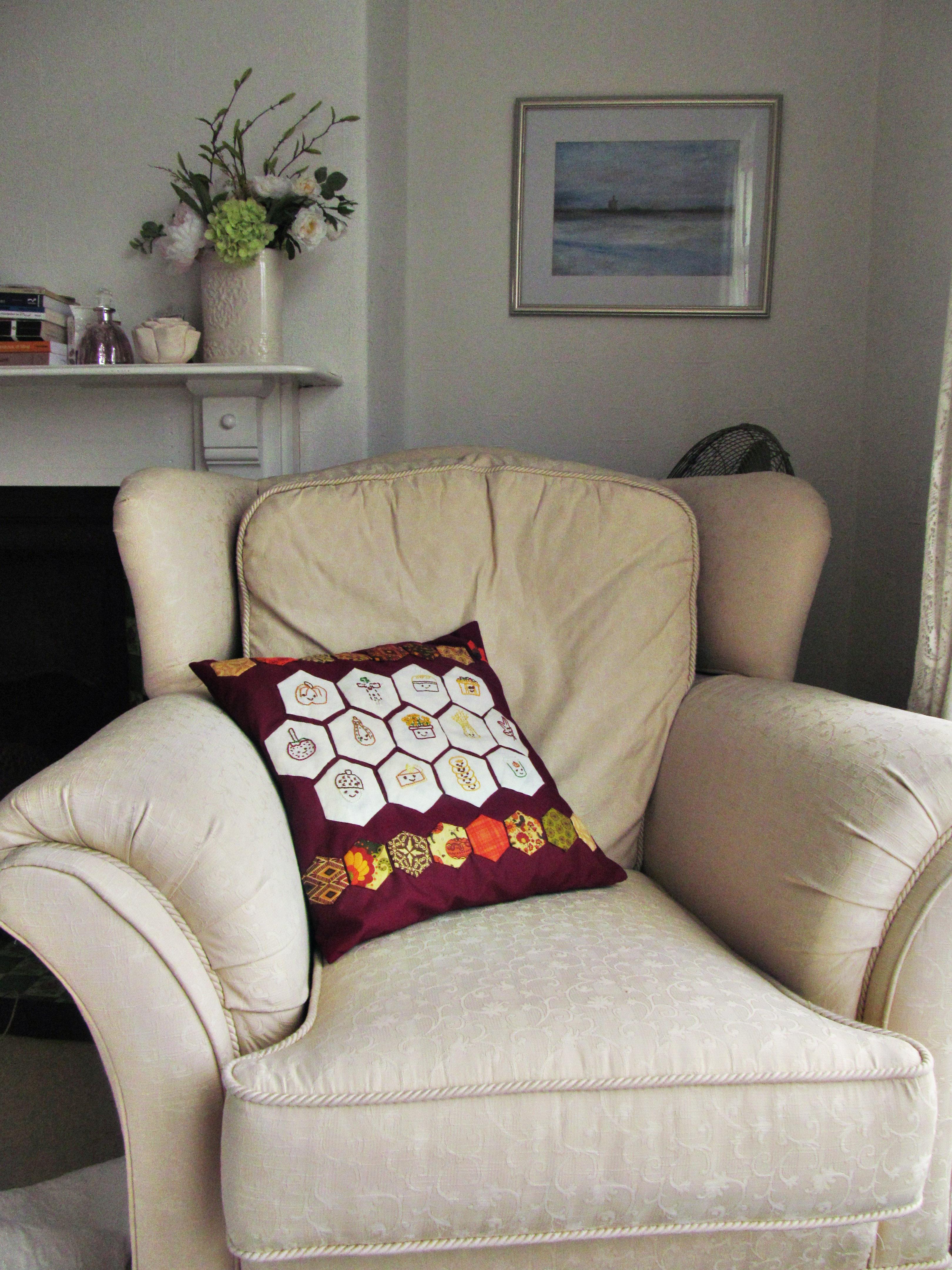 Autumn Stitching Club / Jessthetics