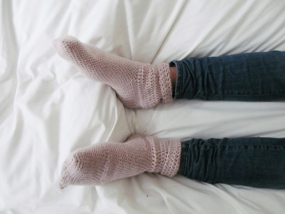 Crochet Socks / Jessthetics