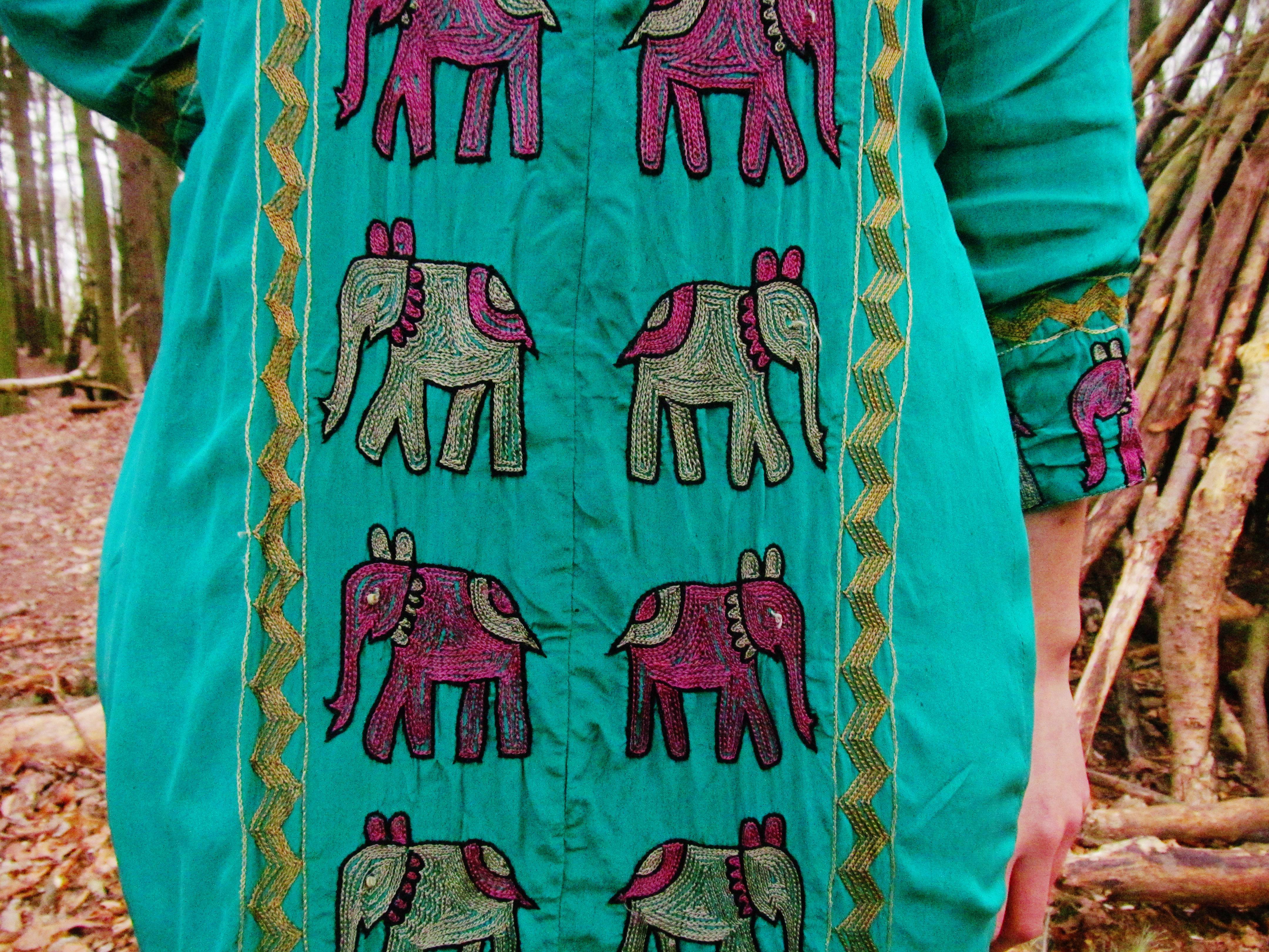 Jessthetics / Elephant Dress