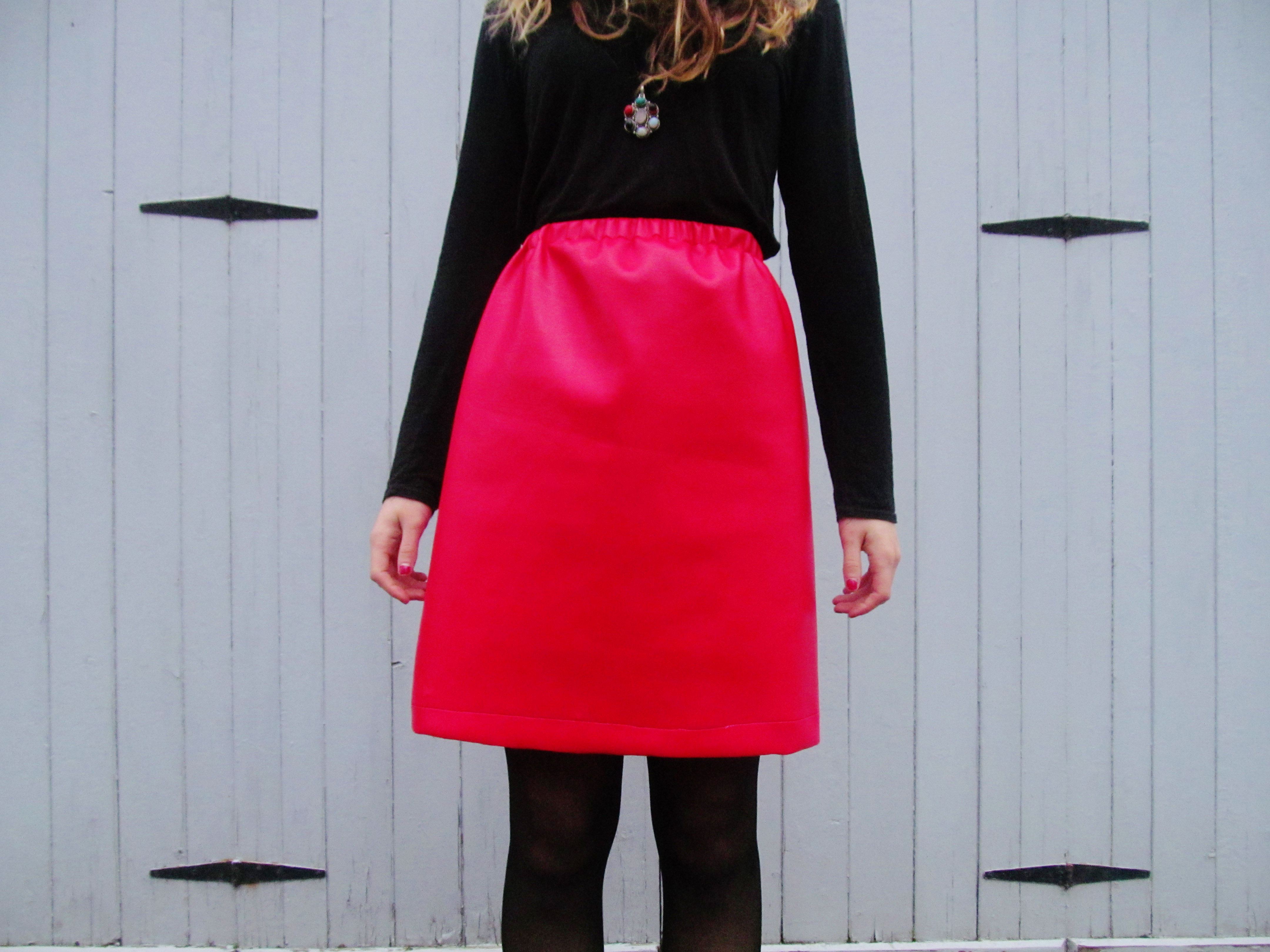 Jessthetics / How To Make An Elasticated Waist Skirt
