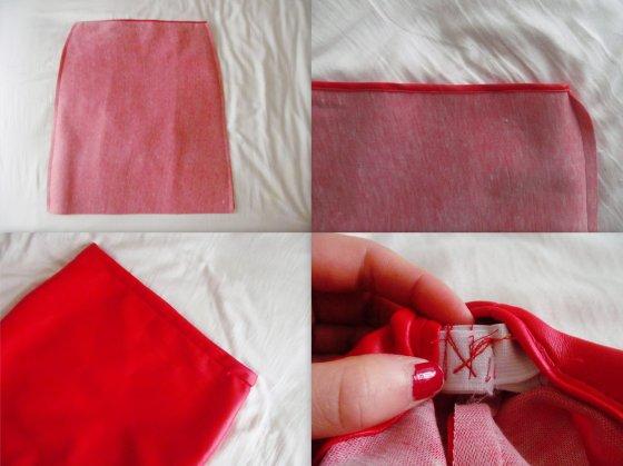 Jessthetics / How To Make An Elasticated Waist Skirt