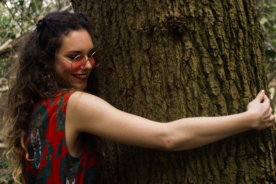 Jessthetics / Paisley in the woods