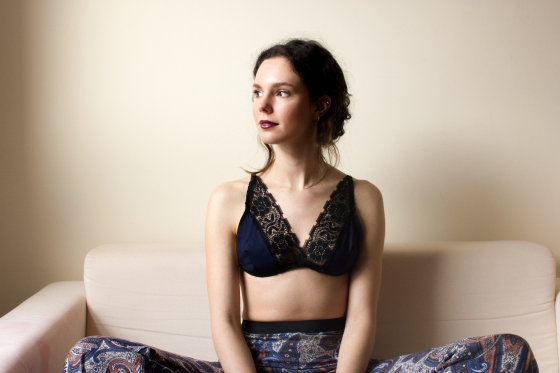 How To Make A Lacy Bra / Jessthetics